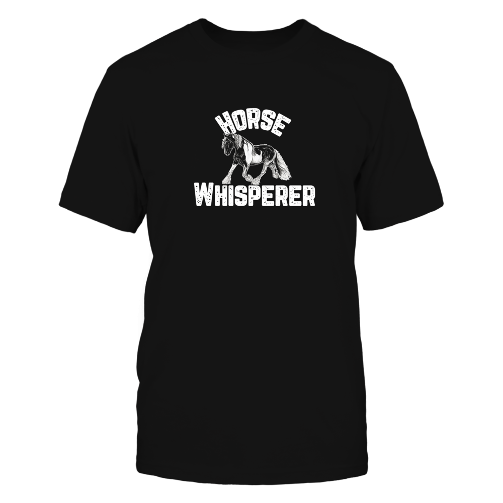 TShirt Hoodie Horse Whisperer Trainer Rider Funny Graphic Gift T-Shirt FanPrint