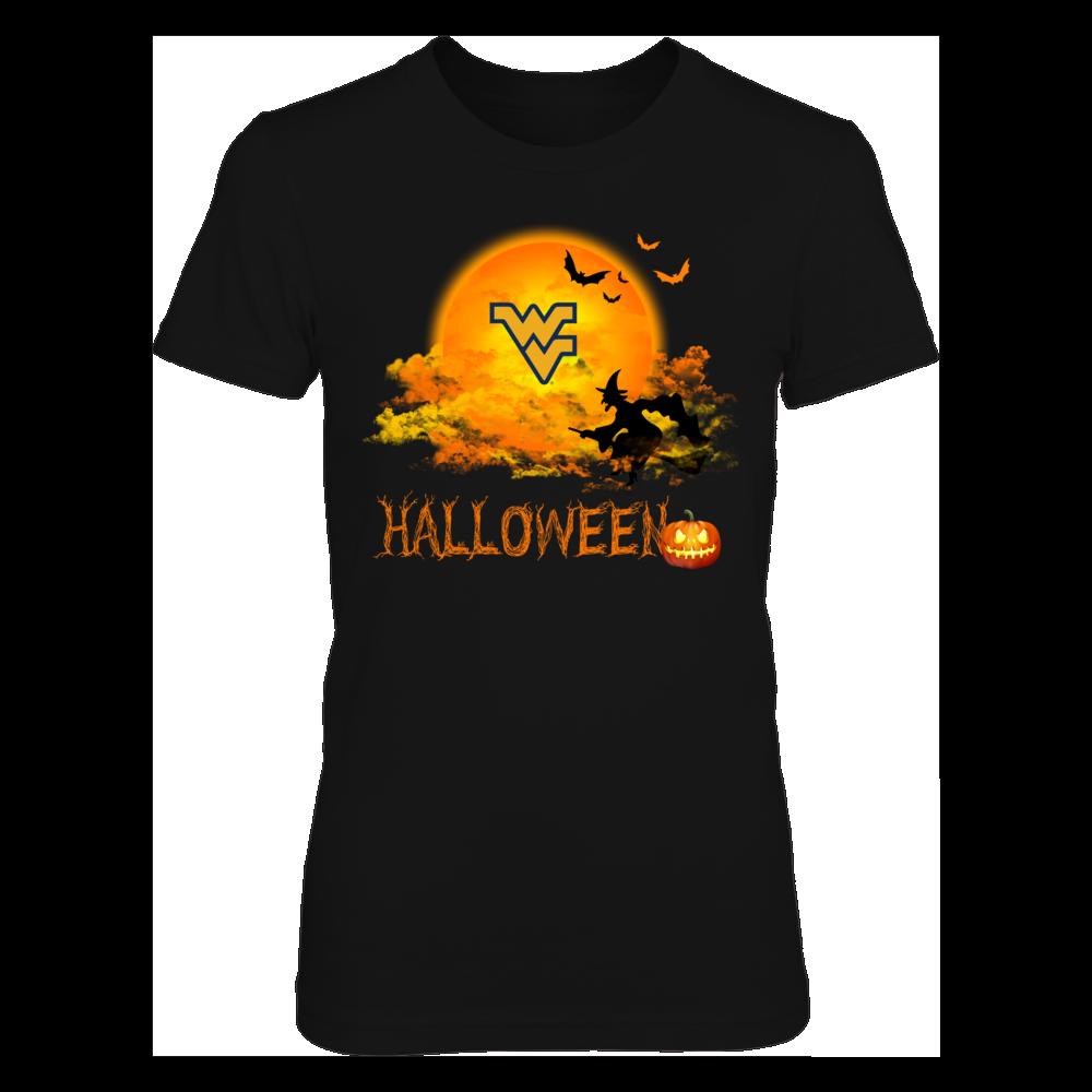 West Virginia Mountaineers Halloween Front picture