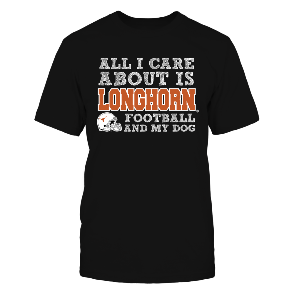 Texas Longhorns - All I Care Front picture