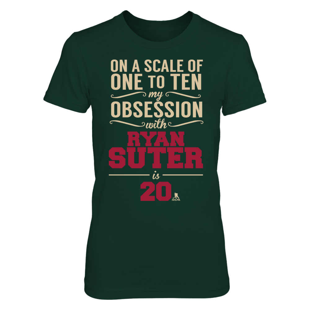 Ryan Suter - Obsession Level Front picture