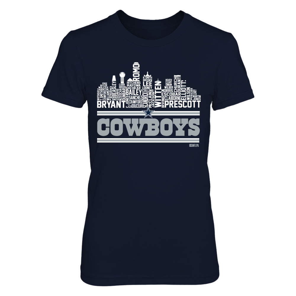 Dallas Cowboys - Skyline Front picture