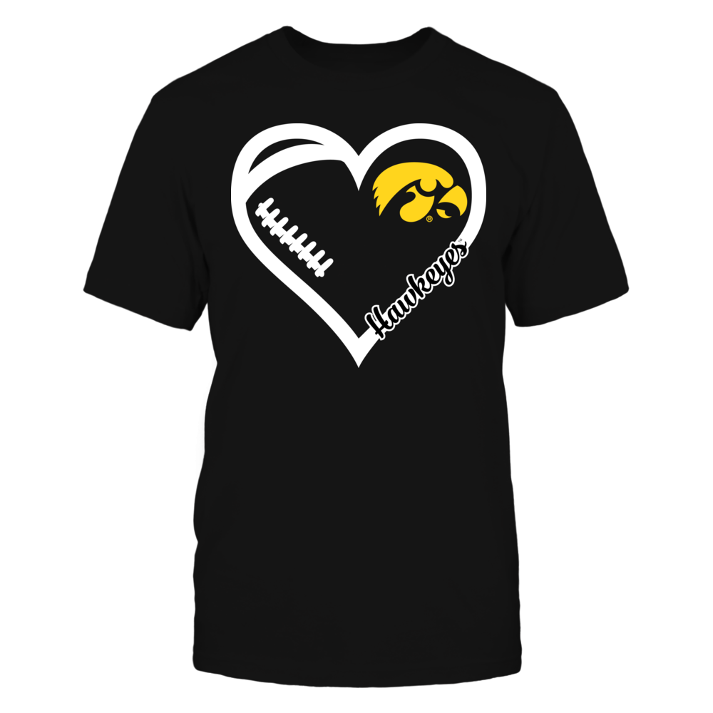 My Heart Team - Iowa Hawkeyes Front picture