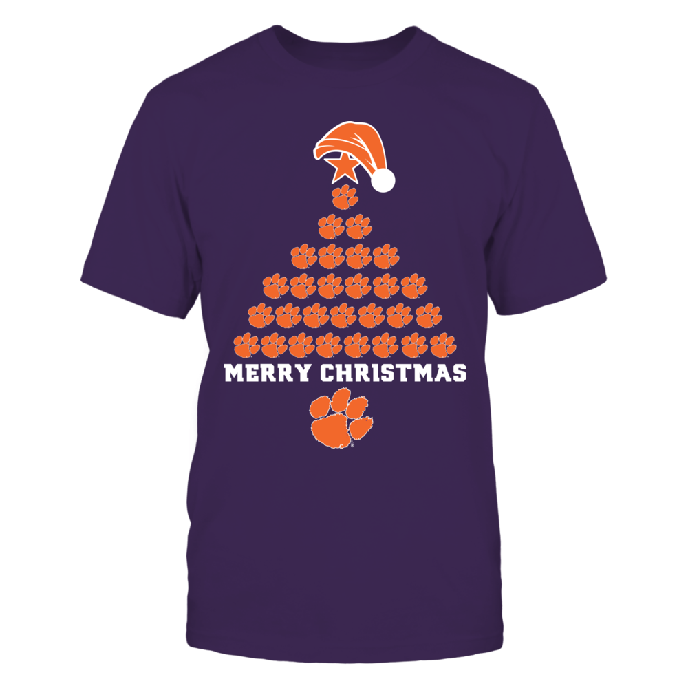 Clemson Tigers - Christmas Front picture