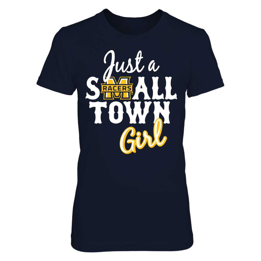 Murray State Racers Murray State Racers - Just A Small Town Girl FanPrint