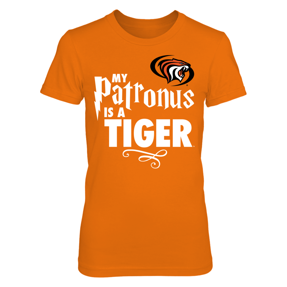 My Patronus Is - Pacific Tigers Front picture