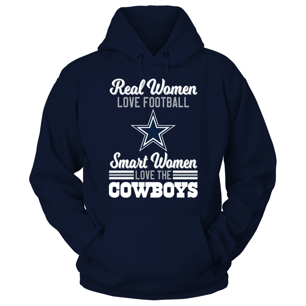 Dallas Cowboys - Real Women Front picture