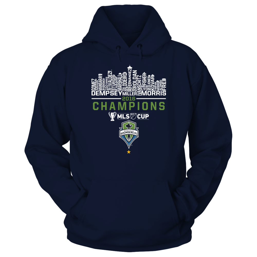 Seattle Sounders FC - Champions Front picture