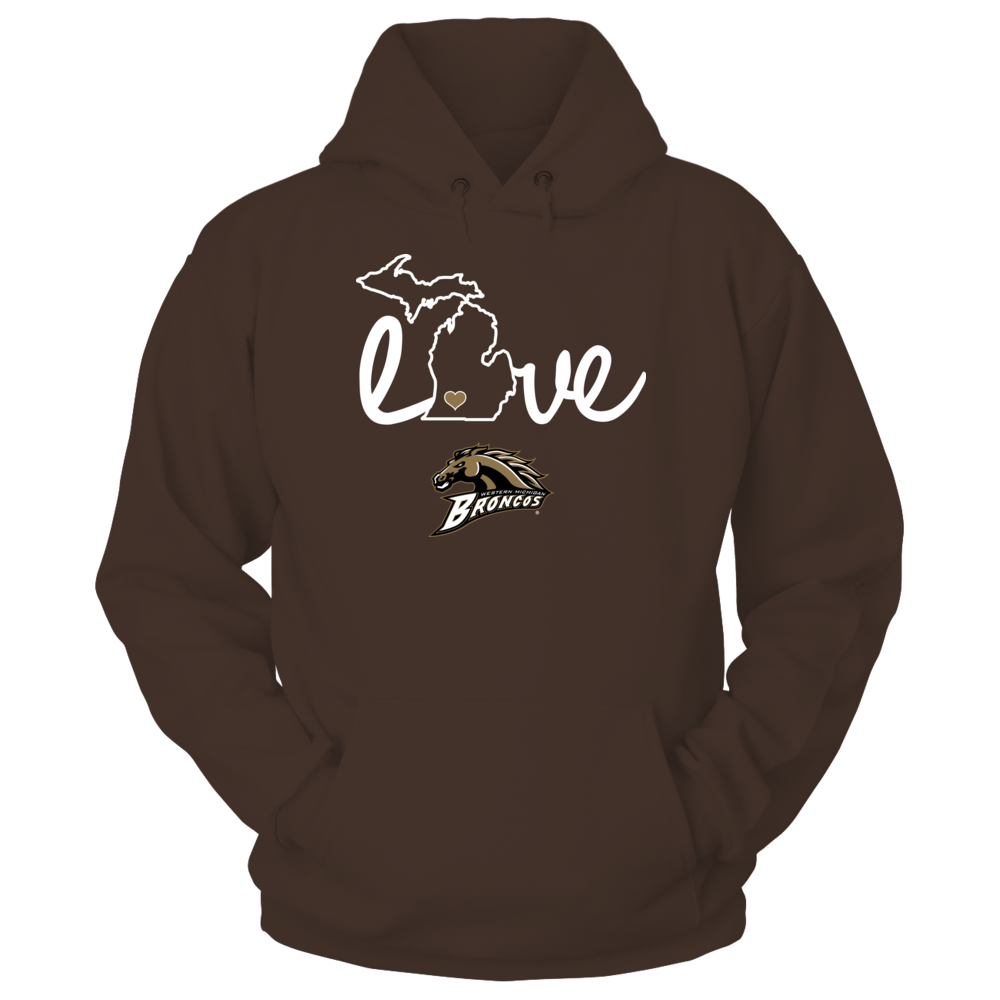 Western Michigan Broncos - Love Front picture