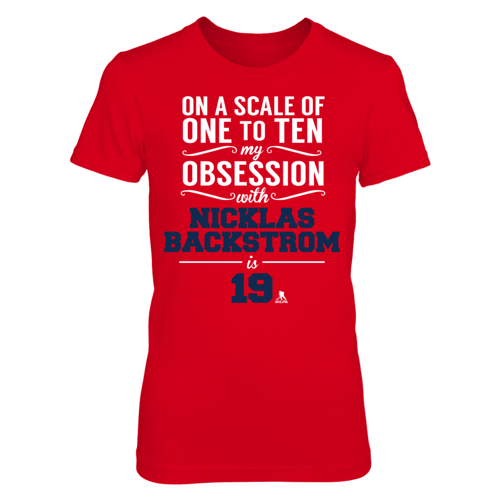 Nicklas Backstrom - Obsession Level Front picture