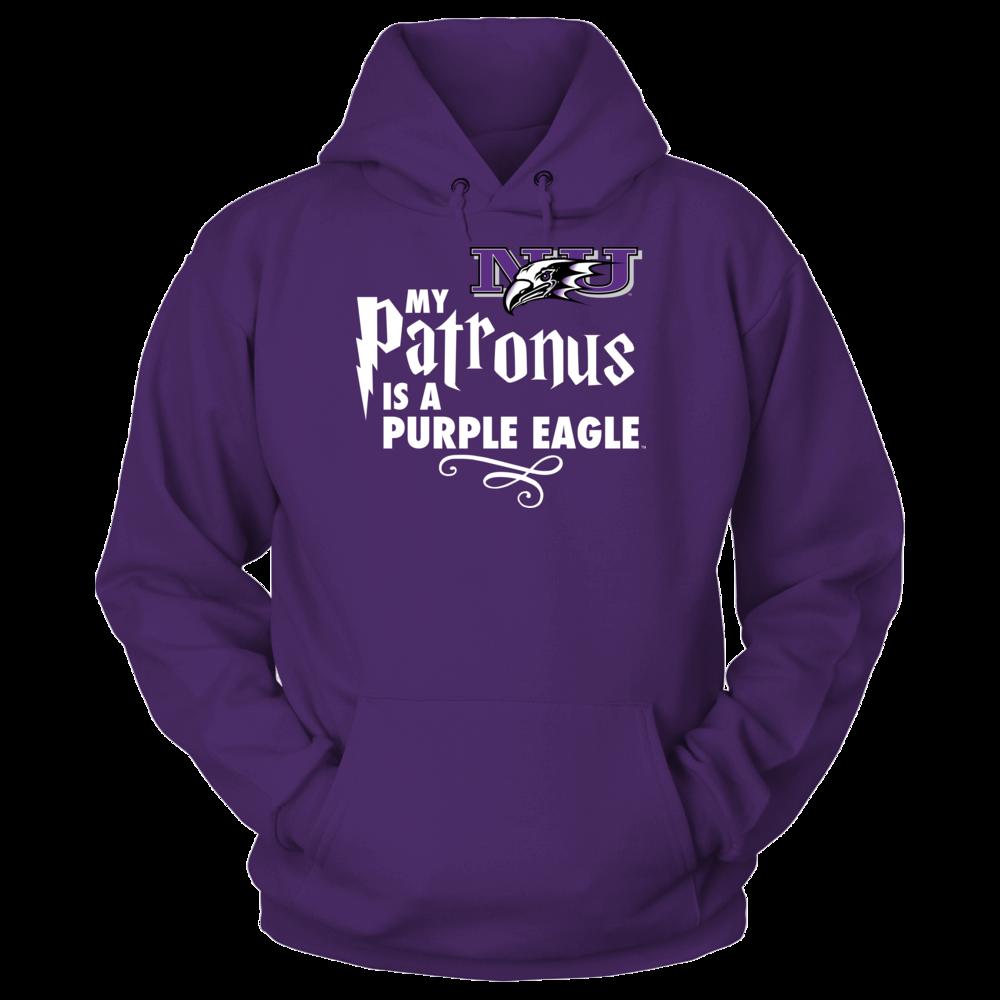 Niagara Purple Eagles Niagara Purple Eagles - My Patronus Is FanPrint