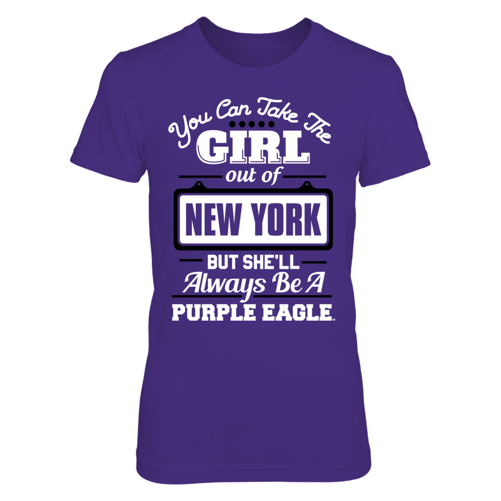 Niagara Purple Eagles Niagara Purple Eagles - Take Her Out FanPrint