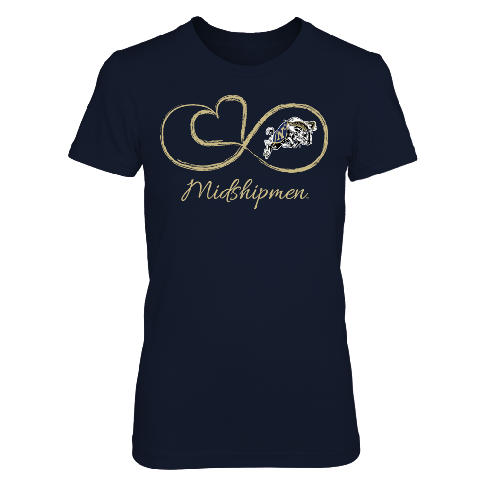 Infinite Heart - Navy Midshipmen Front picture