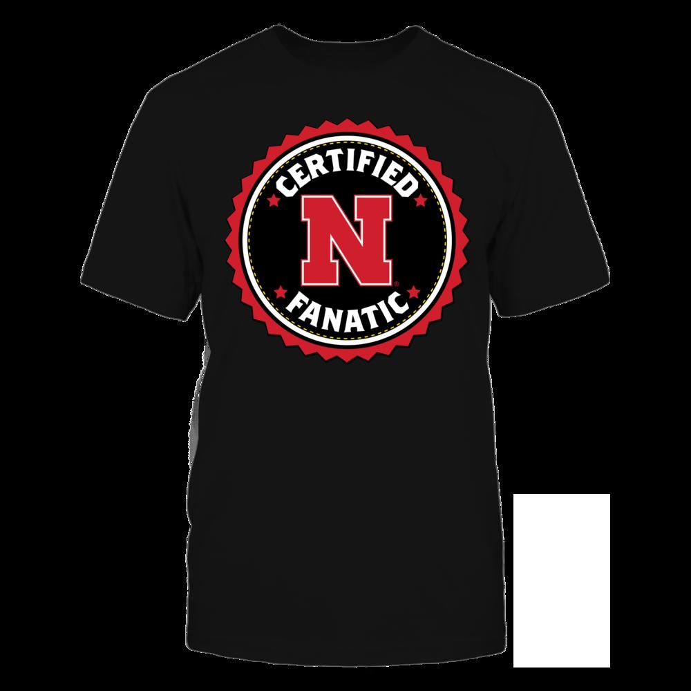 Nebraska Cornhuskers Certified Nebraska Cornhuskers Fanatic FanPrint