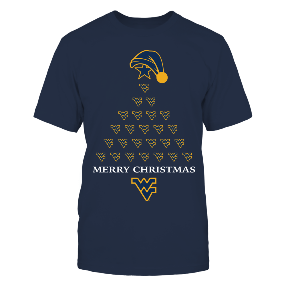 West Virginia Mountaineer - Christmas4 Front picture