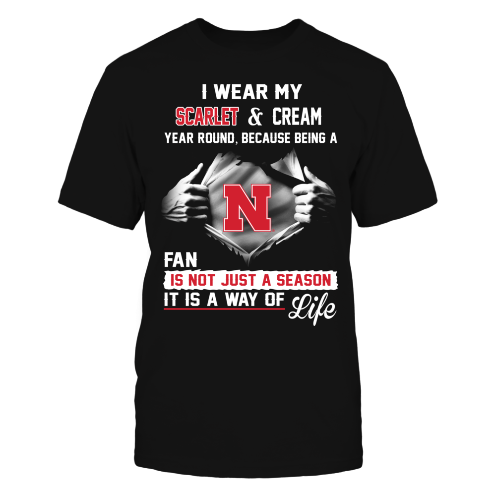 Cornhuskers Way Of Life Front picture