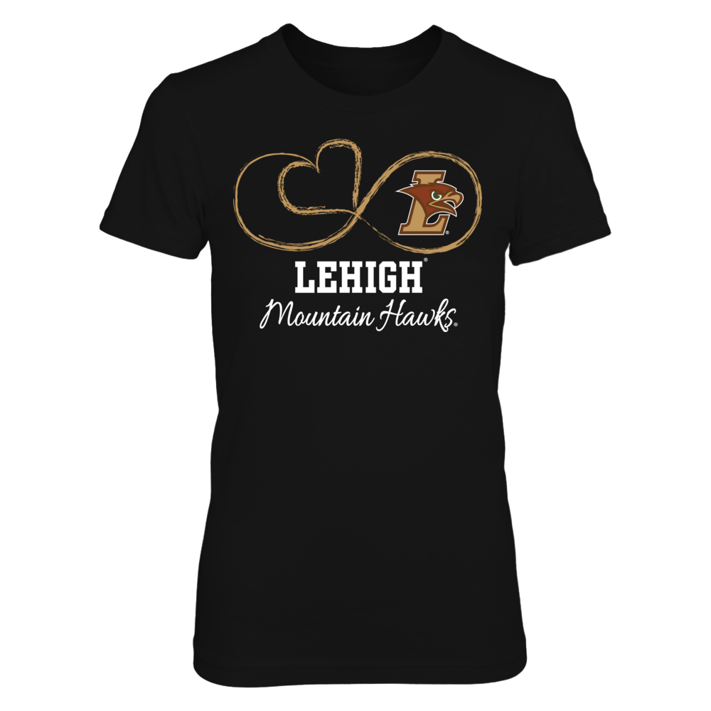 Infinite Heart - Lehigh Mountain Hawks Front picture