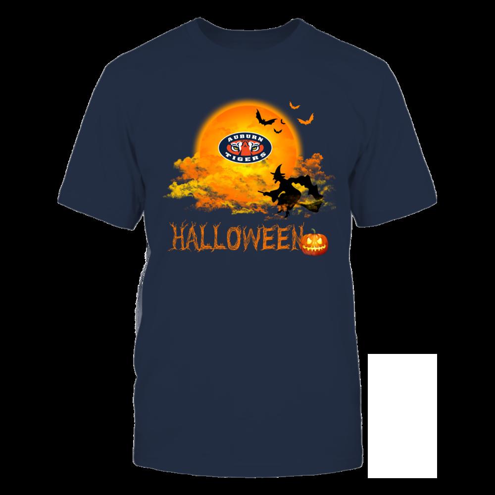 Auburn Tigers Auburn Tigers Halloween FanPrint