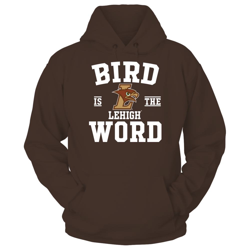 Bird Is The Word - Lehigh Mountain Hawks Front picture