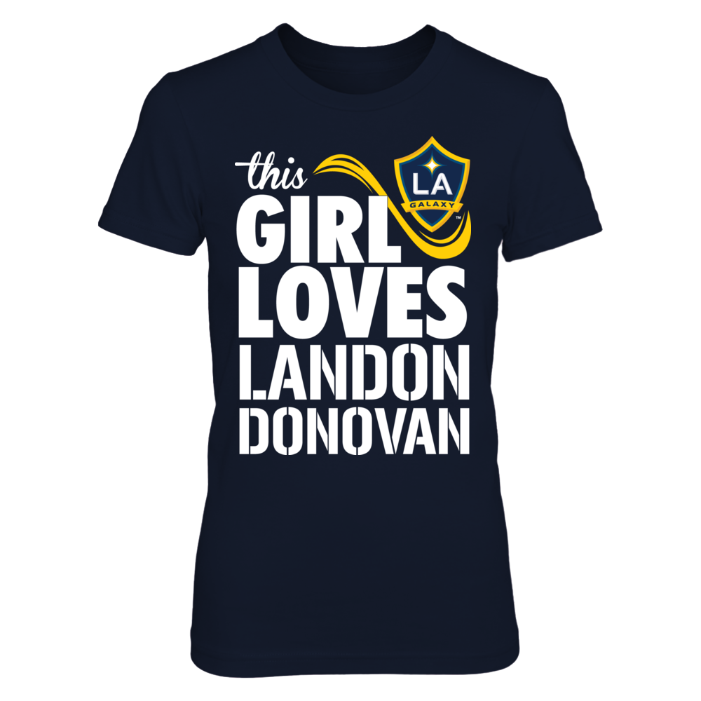 This Girl Loves - Landon Donovan Front picture
