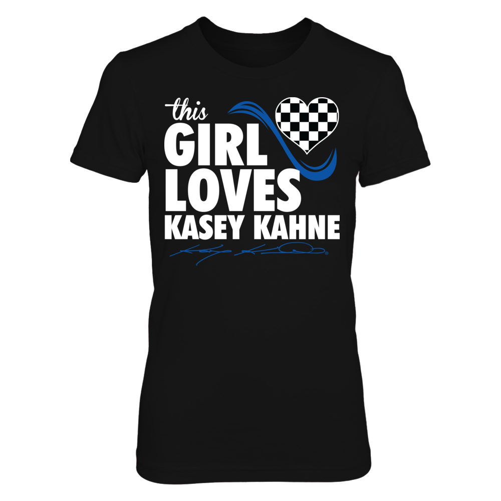 This Girl Loves - Kasey Kahne Front picture