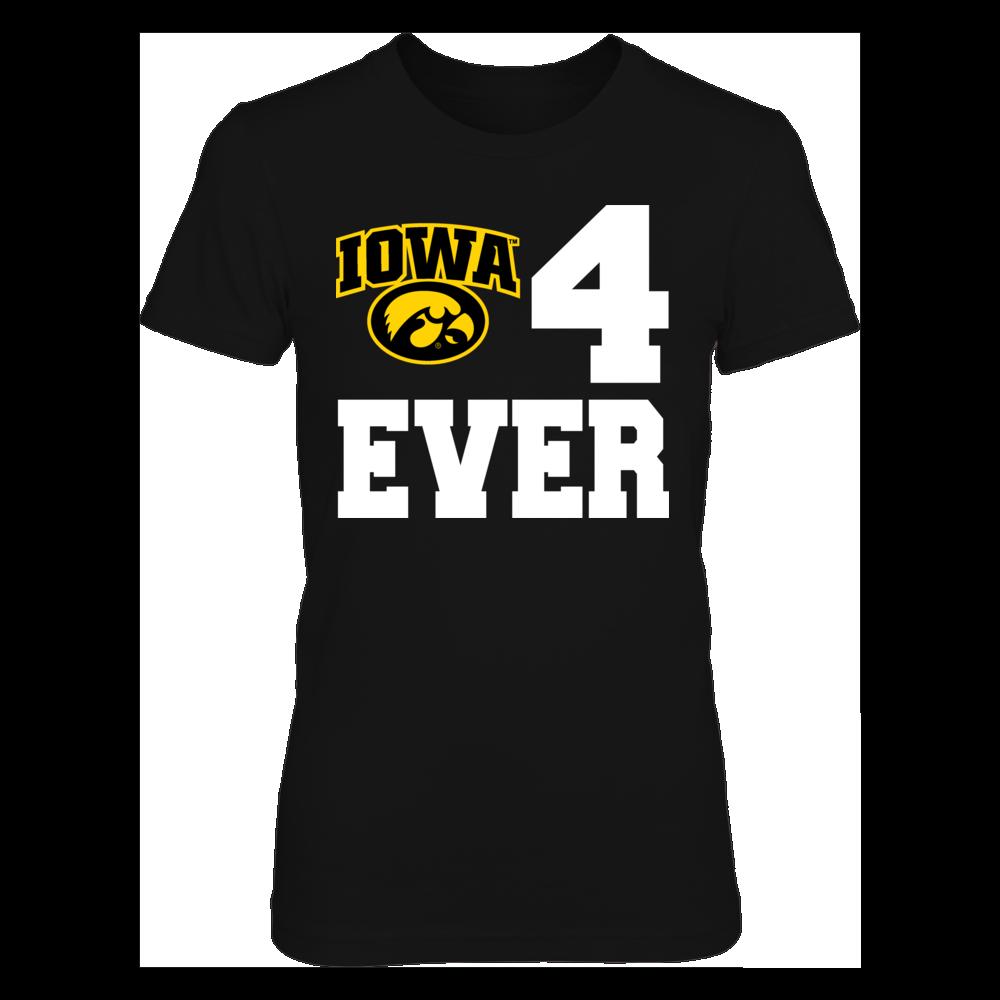 Iowa Hawkeyes Iowa For Ever FanPrint