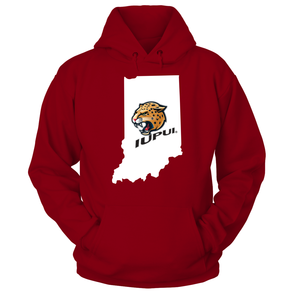 Logo State - IUPUI Jaguars Front picture