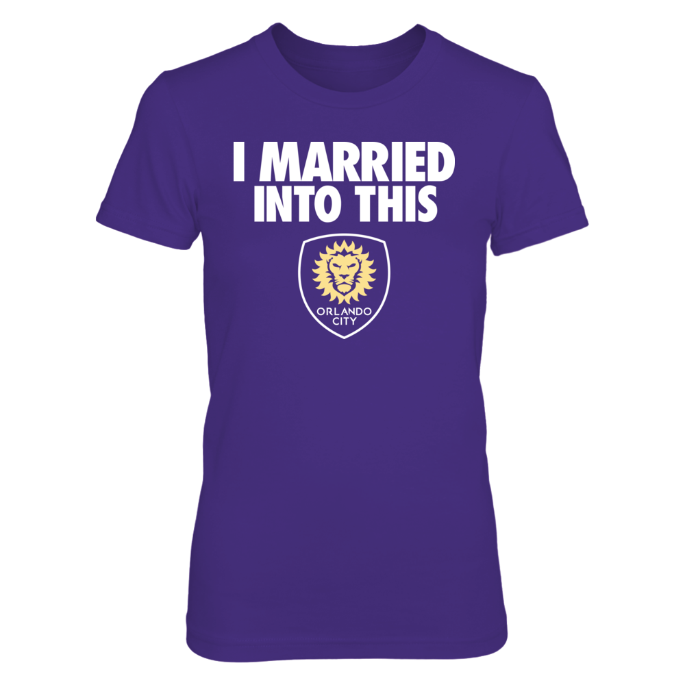 I Married Into This - Orlando City Front picture