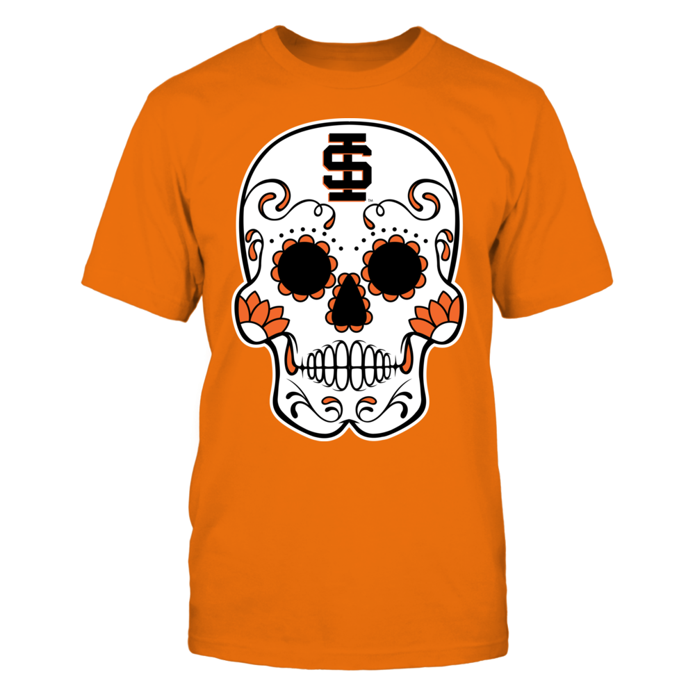 Idaho State Bengals - Sugar Skull Front picture