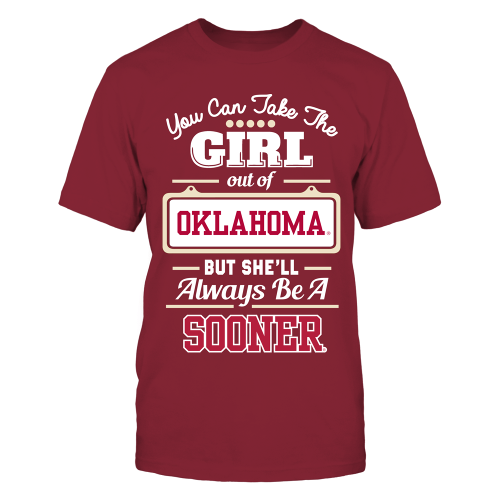 Oklahoma Sooners - Take The Girl Out Front picture