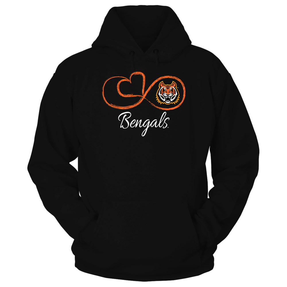 Idaho State Bengals - Infinite Heart Front picture