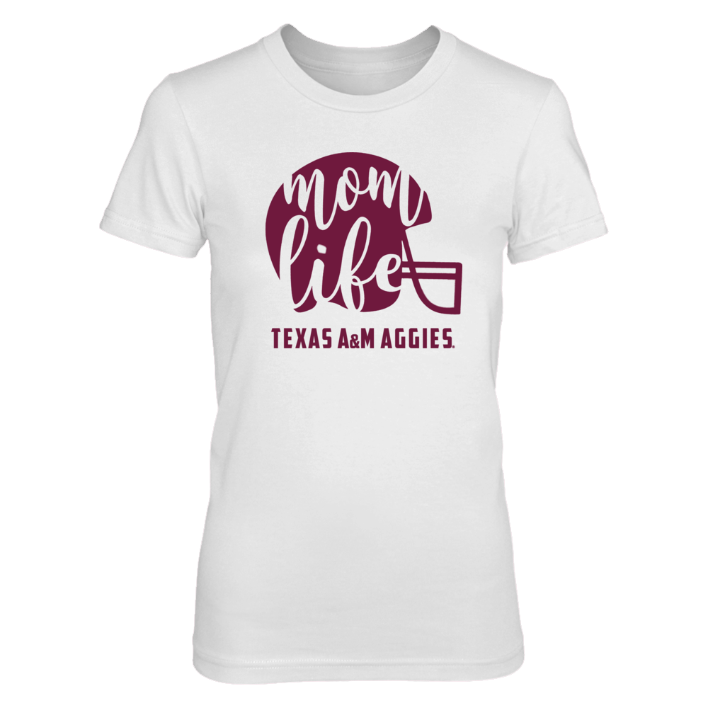 Texas A&M, Aggies Mom Life Front picture