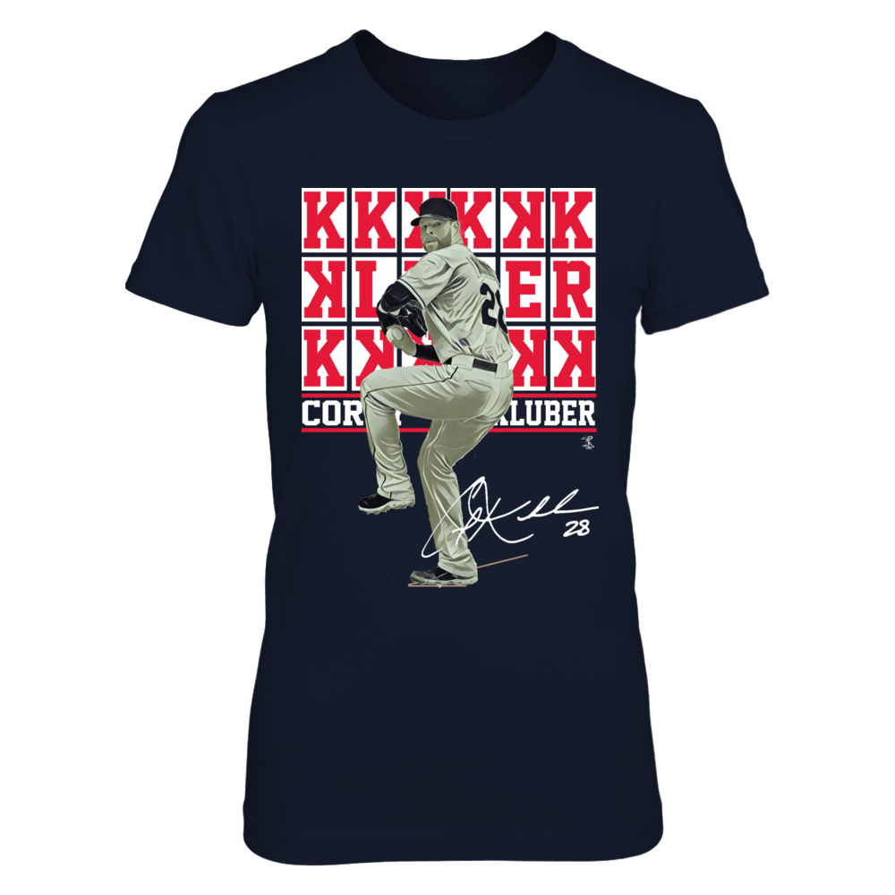 Corey Kluber - K Kluber Repeat Front picture