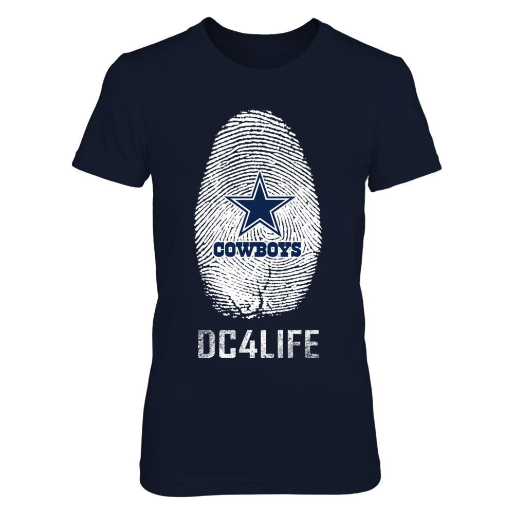 Dallas Cowboys 4 Life Front picture