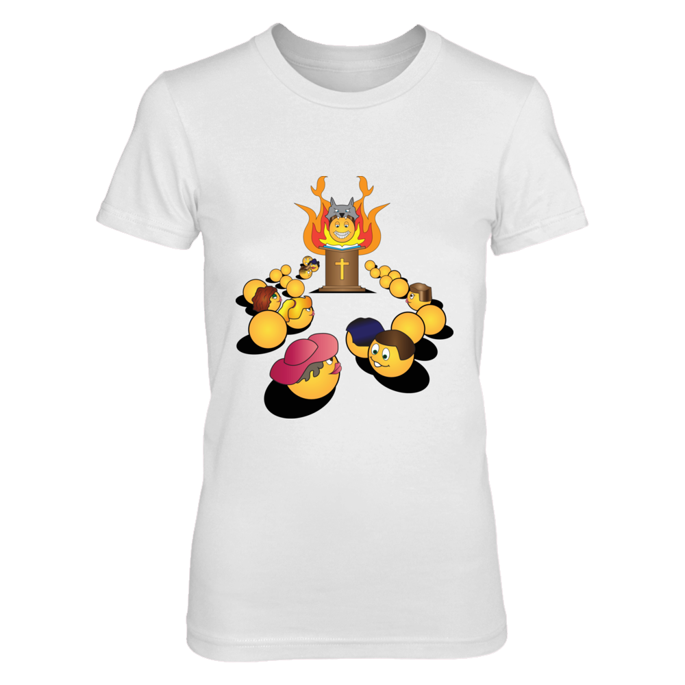 TShirt Hoodie Emoji Believe FanPrint