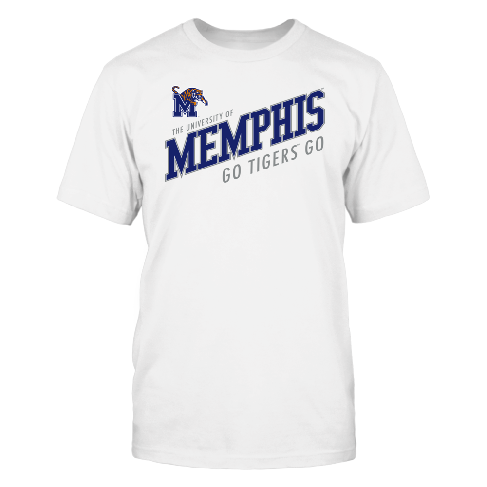 Memphis Tigers Go Tigers Go Front picture
