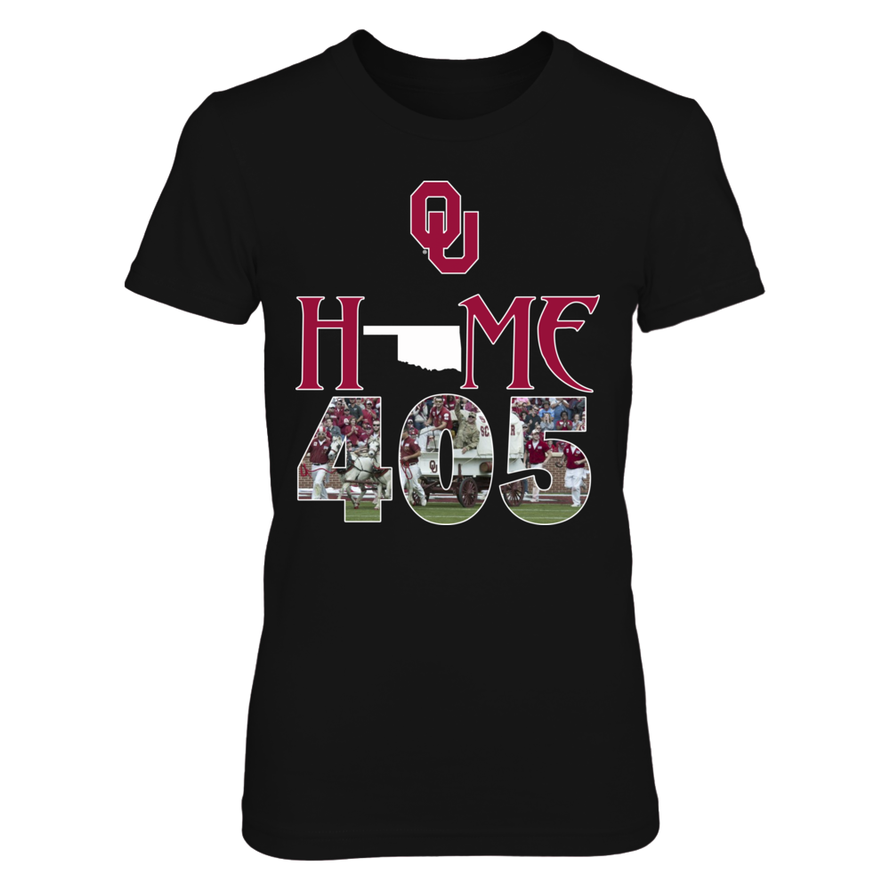 Oklahoma Sooners - Area Code Home Front picture