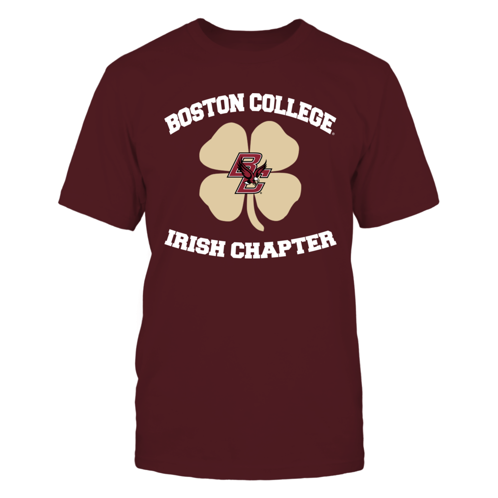 Boston College Irish Chapter Front picture