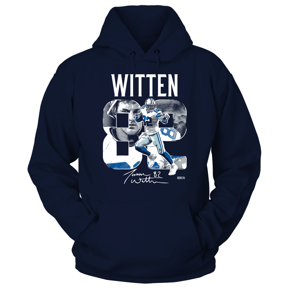 Jason Witten - 82 Front picture
