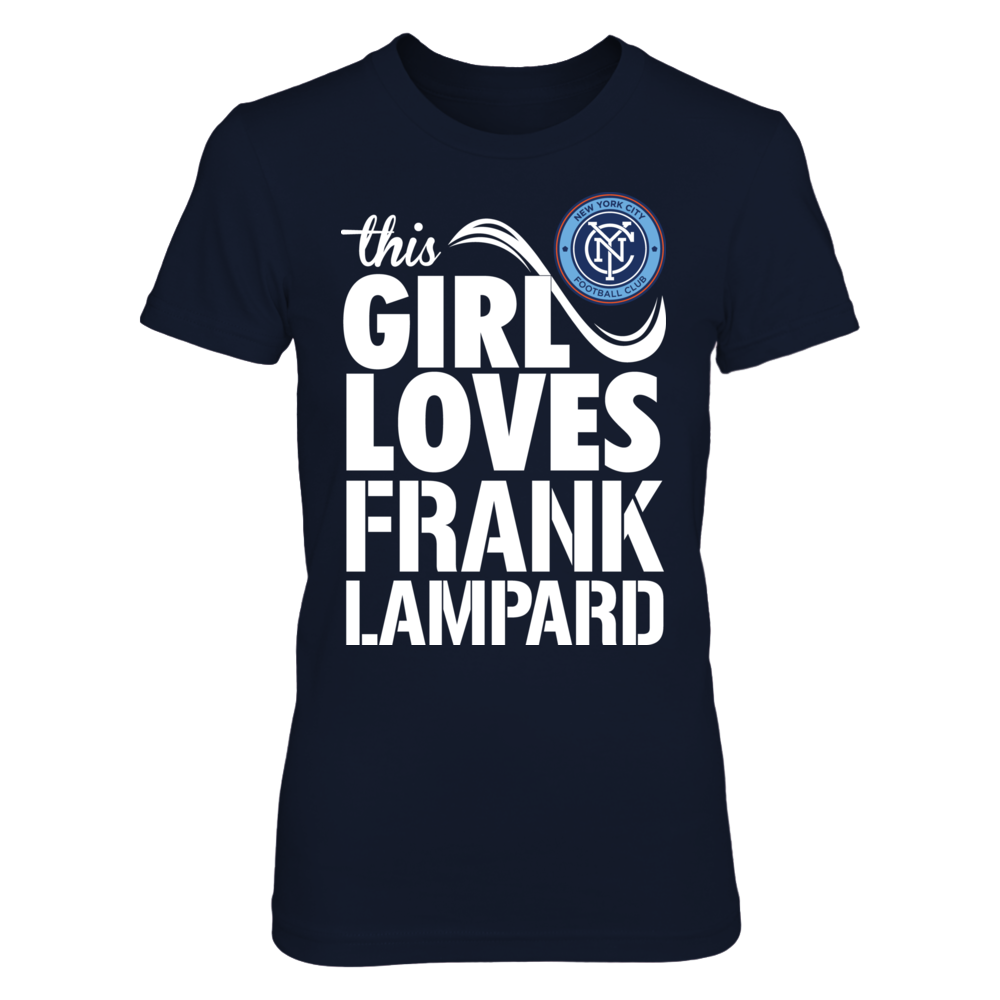 Frank Lampard Frank Lampard - This Girl Loves FanPrint