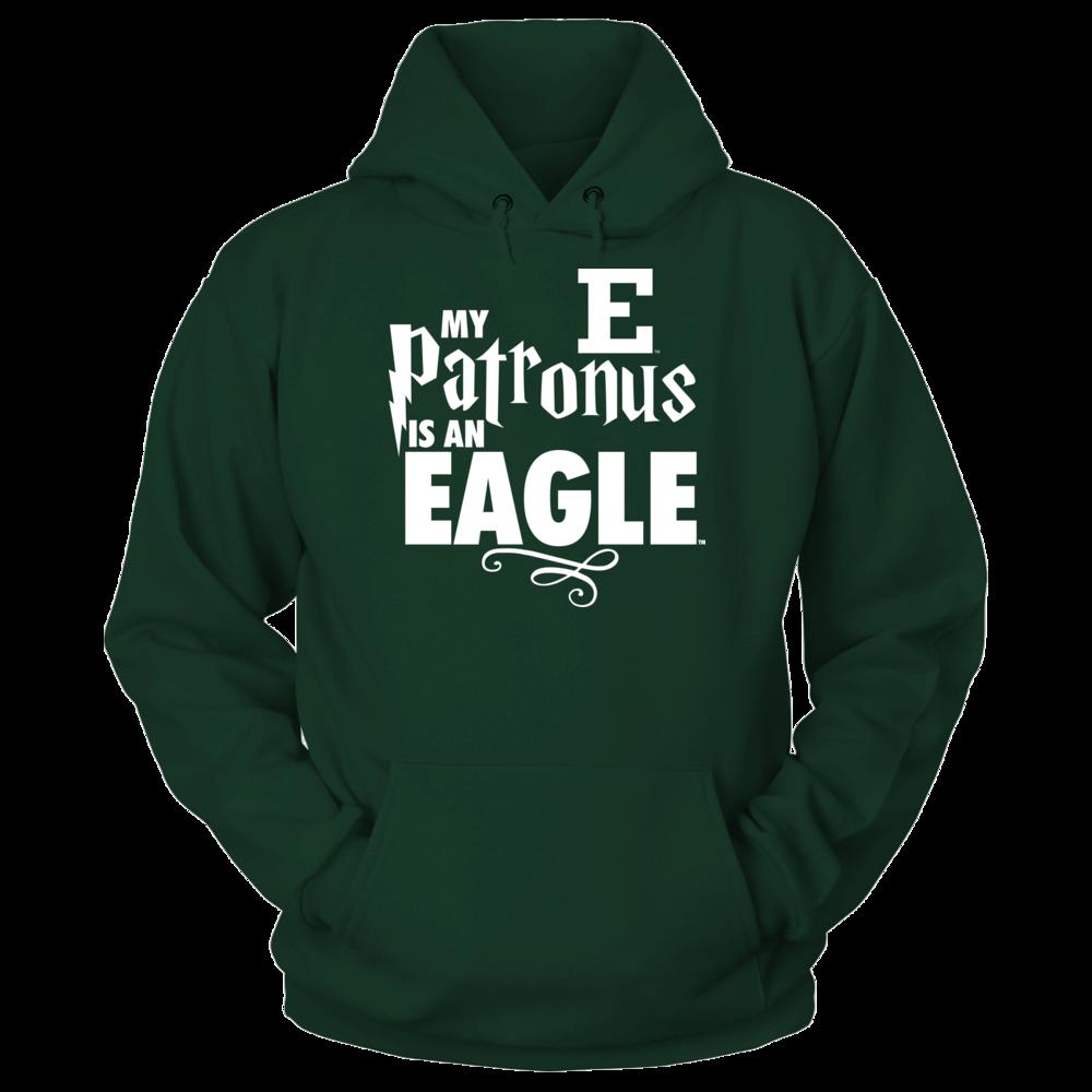 Eastern Michigan Eagles Eastern Michigan Eagles - My Patronus Is FanPrint