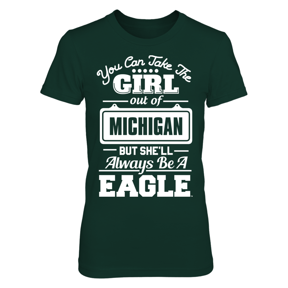 Eastern Michigan Eagles Eastern Michigan Eagles - Take Her Out FanPrint