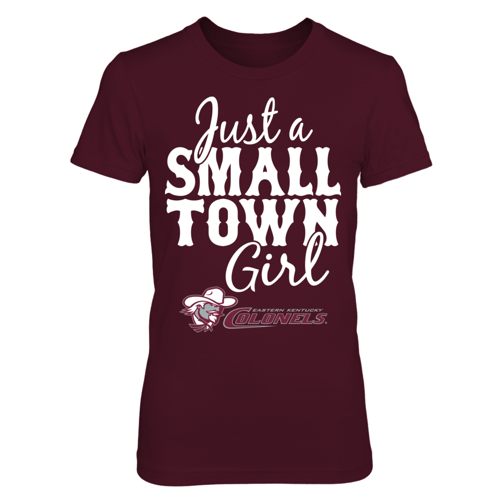 Eastern Kentucky Colonels - Just a Small Town Girl Front picture