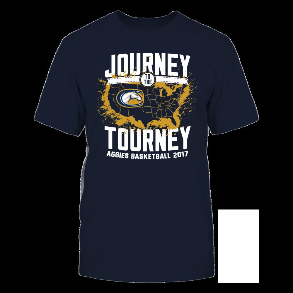 UC Davis Aggies UC Davis Aggies - Journey To The Tourney FanPrint