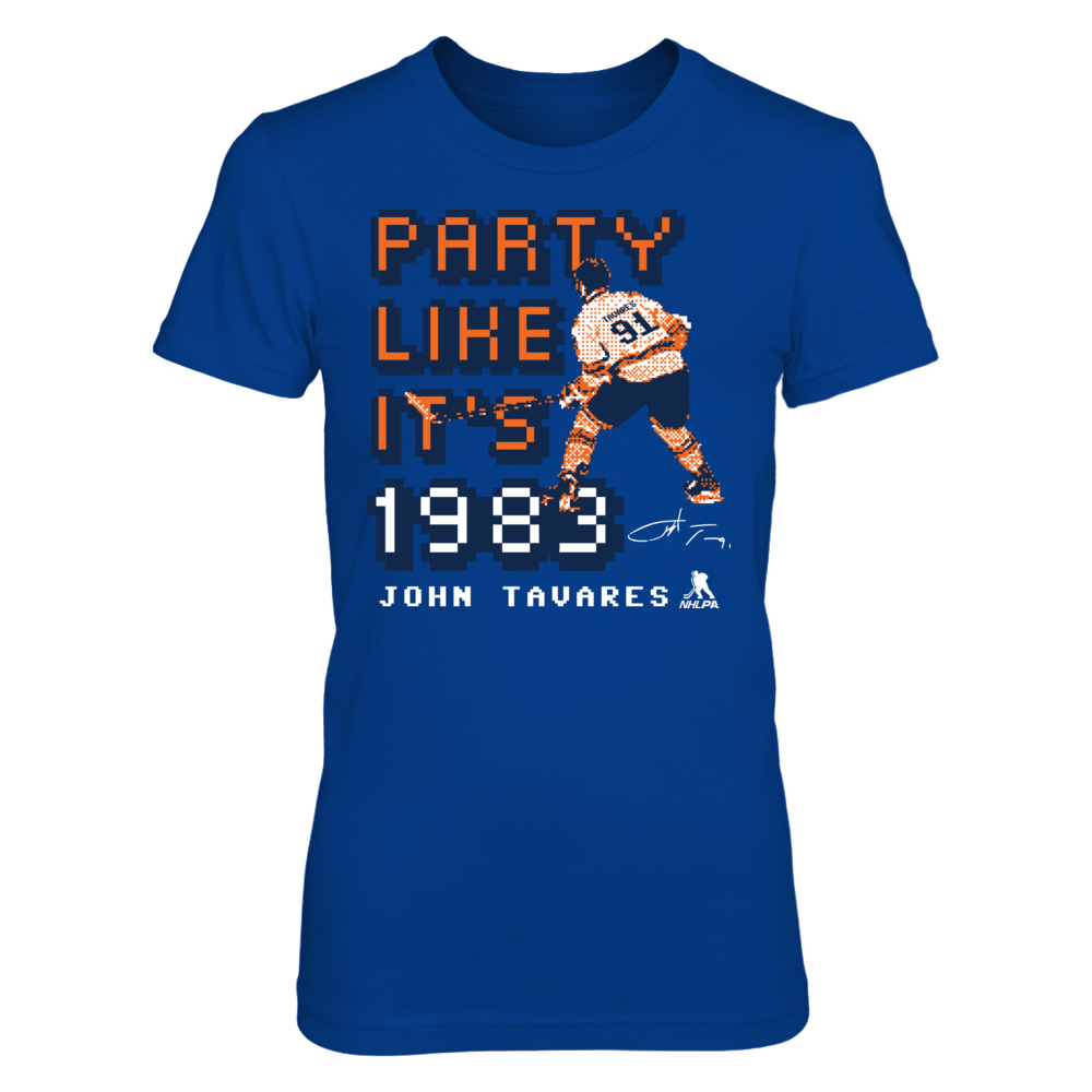 John Tavares John Tavares - Party Like It's FanPrint