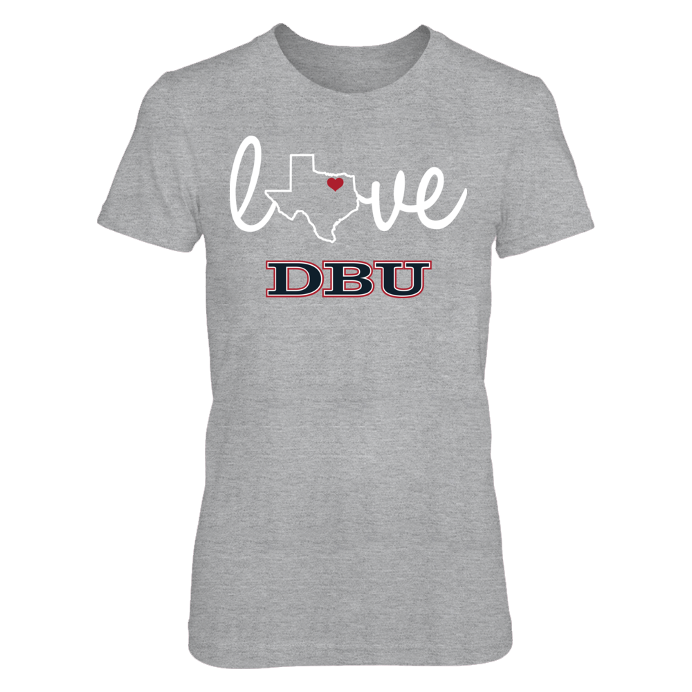 Dallas Baptist Patriots - State Love Front picture