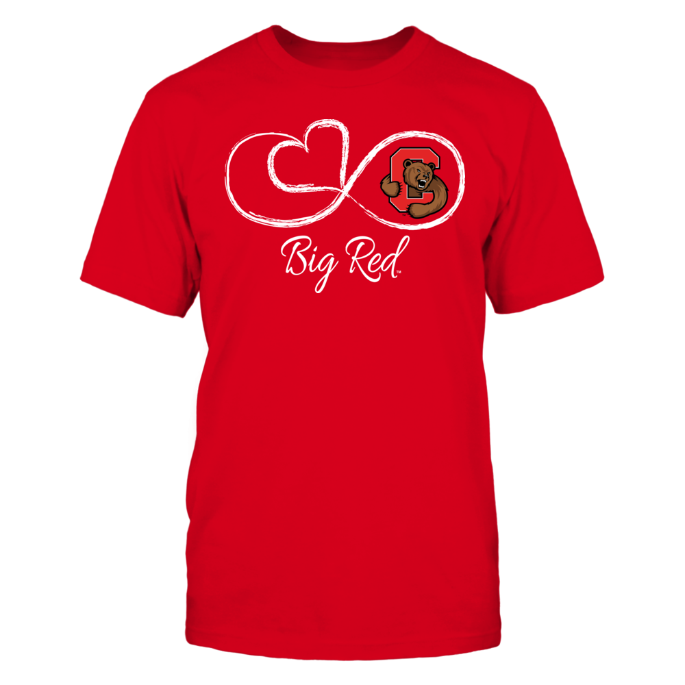 Cornell Big Red - Infinite Heart Front picture