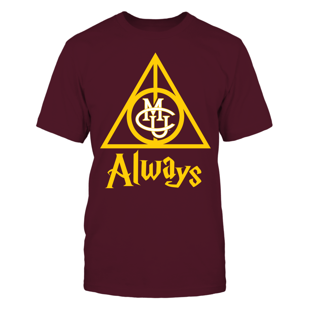 Colorado Mesa Mavericks Colorado Mesa Mavericks - Deathly Hallows FanPrint