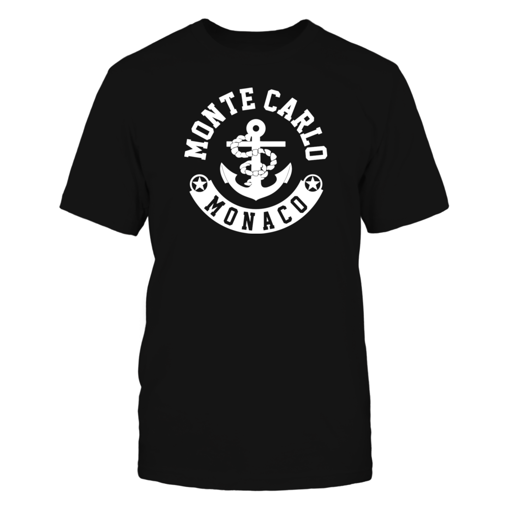 TShirt Hoodie Monte Carlo Monaco  T Shirts FanPrint