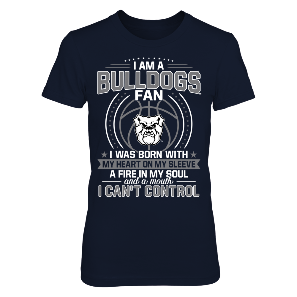 Butler Bulldogs Butler Bulldogs - Heart On My Sleeve FanPrint