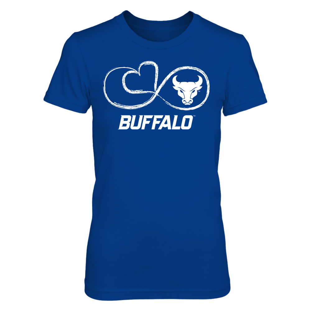 Buffalo Bulls - Infinite Heart Front picture